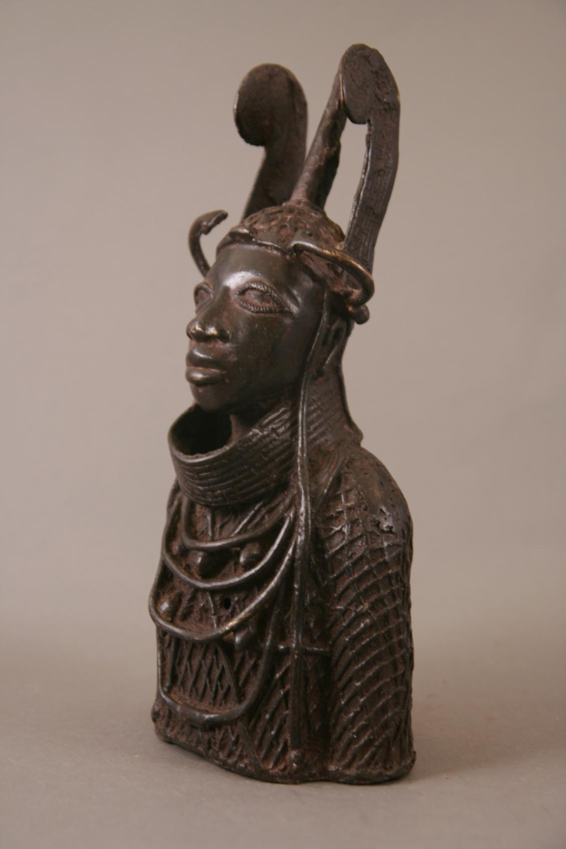 kirchner benin bronze Bronzing the benin royalty throughout african history, many societies have remained immortal through the passing of traditions, oral storytelling, and cultural values.