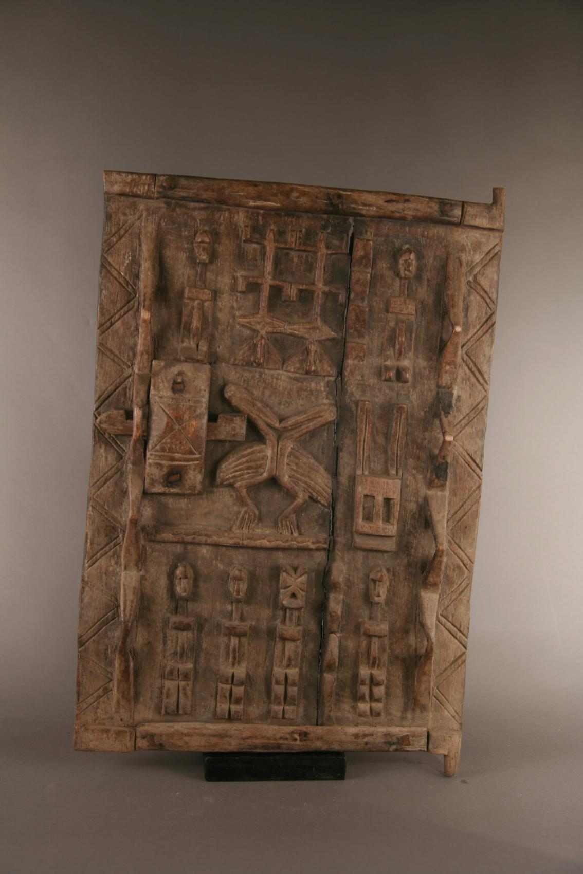 African Art Door Dogon Artmorello C014U006 A