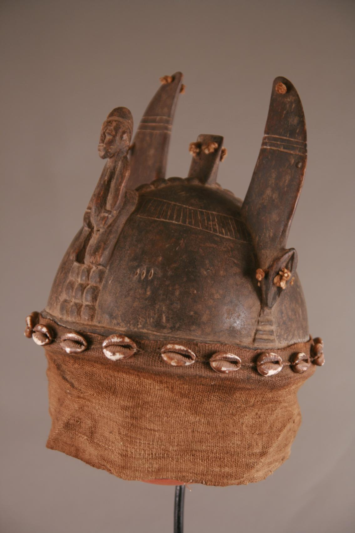Helmet by Senufo