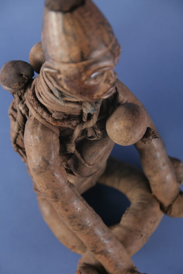 Reliquary figure by Bembe
