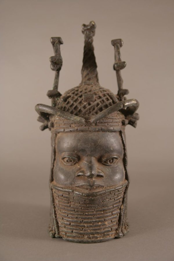 Ife warrior's head