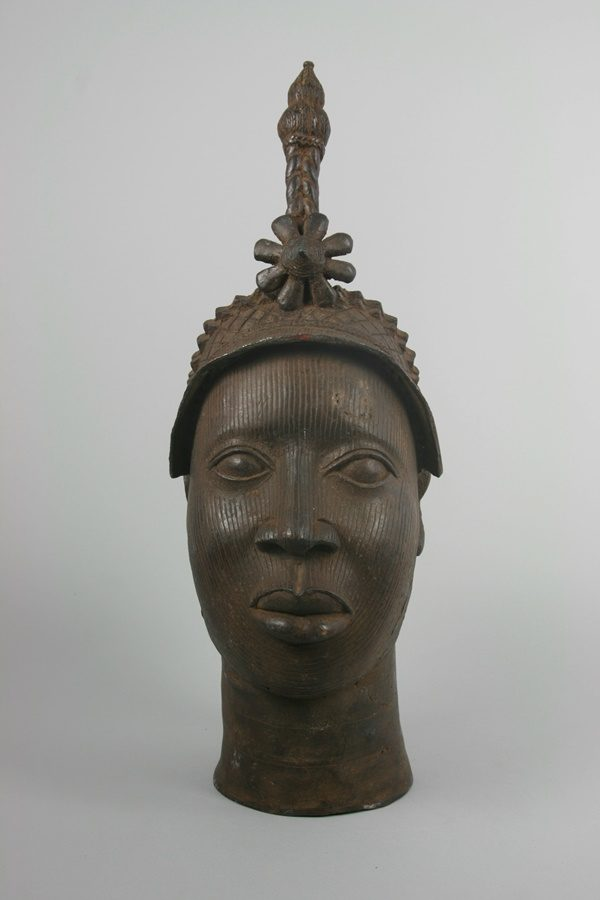 Ife bronze head_9335