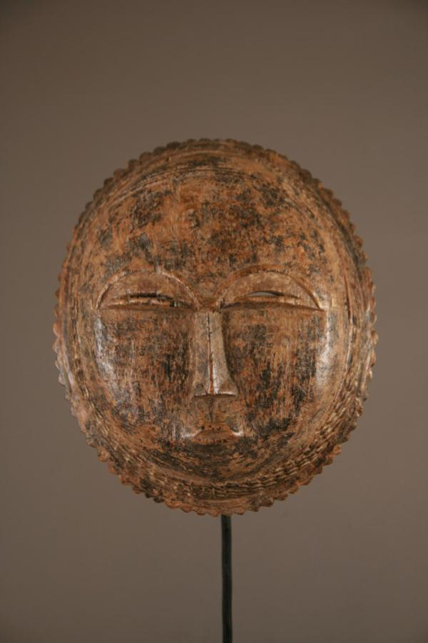 Baoulé's dance mask