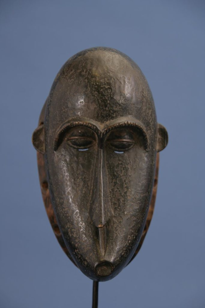 Anthropomorphic Bambara mask